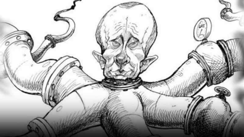 Газотрубная стратегия Кремля упёрлась в Крым и Донбасс