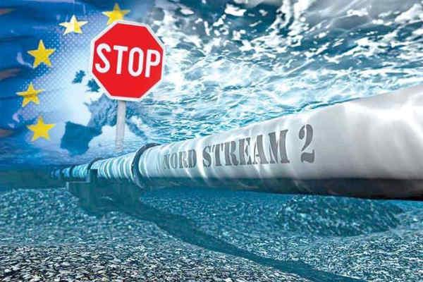 Лідерка німецьких «Зелених» застерегла Європу від підтримки «Північного потоку – 2»